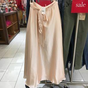 Dresses & Skirts - Flint & Moss pink blush maxi skirt💖
